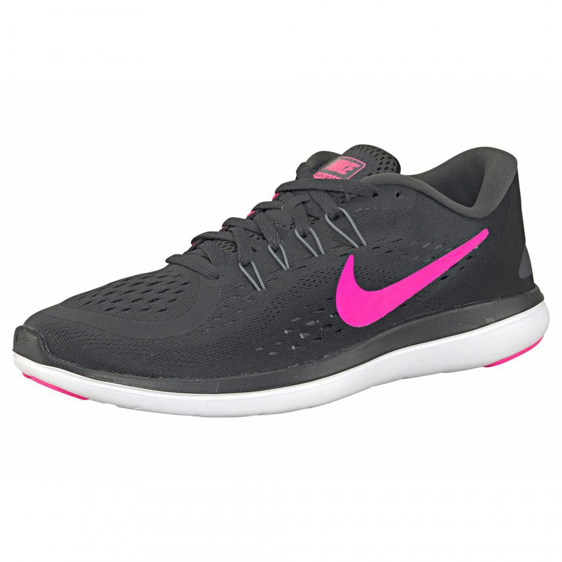 Nike Flex Run 2017 chaussures running femme - Noir | 3 SUISSES