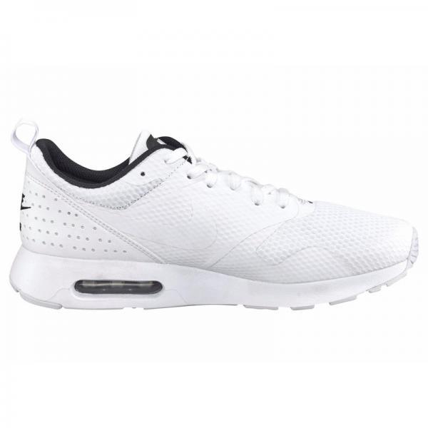 Nike Air Max Tavas chaussures de running homme Blanc Noir 2 Avis Plus de détails