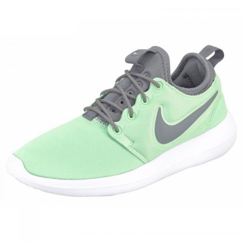 the best attitude 5d7e6 54f3a Nike - Nike Roshe Two chaussures de running femme - Vert - Nike