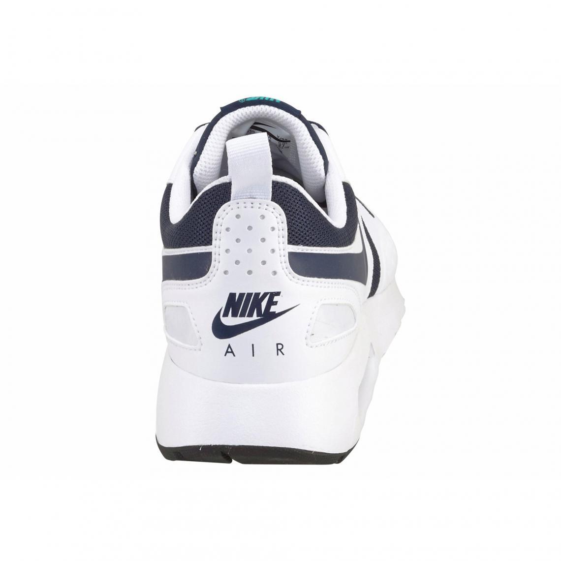 Nike Air Max vision chaussures sport homme Blanc Marine