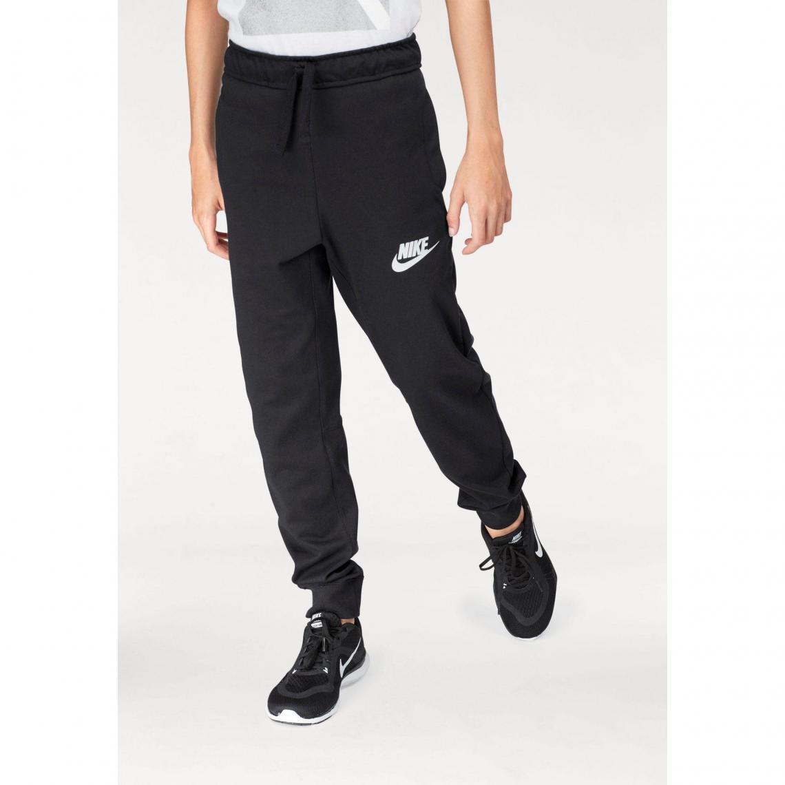 Pantalon de jogging junior Nike Sportswear AV15 - Noir Nike Enfant 41f13e0be1a0