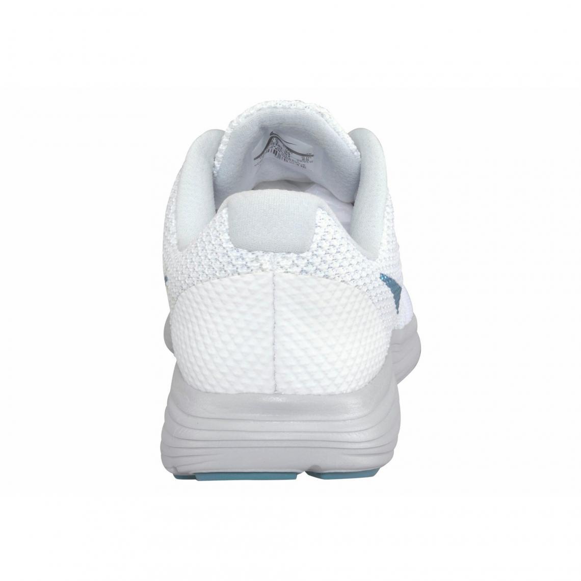 Bleu Running Révolution 3 Nike De Wmns Blanc Chaussures Femme b6Yfy7g