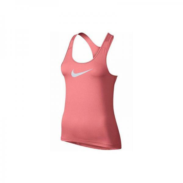 ce456dd38ee9 Débardeur sport dos nageur femme Nike Pro - Rose Nike Femme