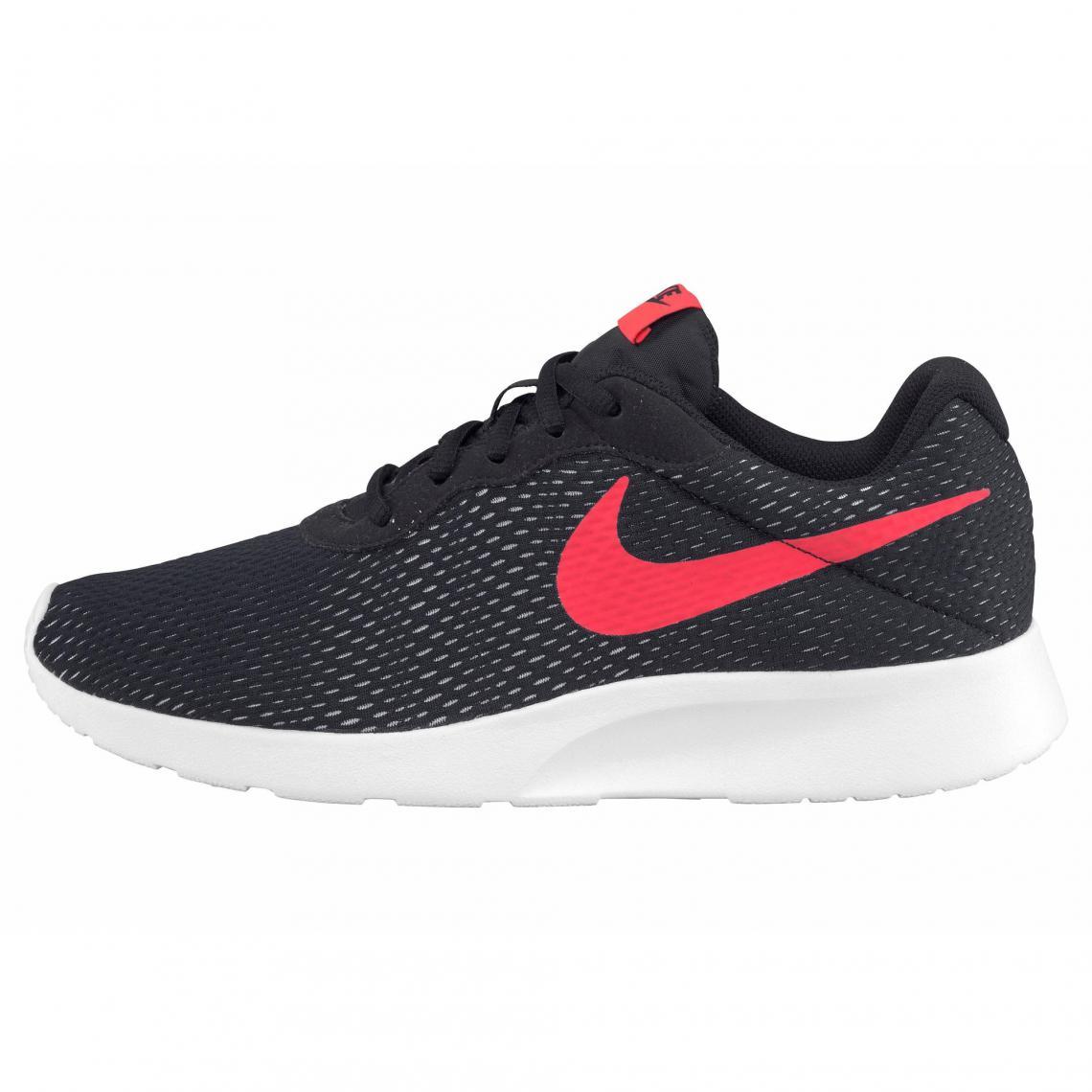 buy popular 89a26 f961f Sneaker homme NIKE Tanjun Se M - Noir - Rouge Nike Homme