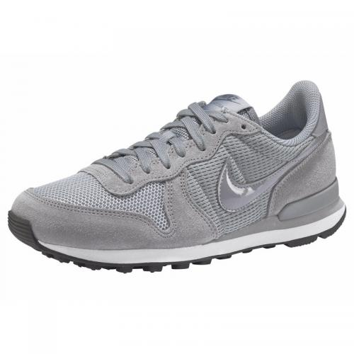 wholesale dealer e25fb 03fa3 Nike - Nike Internationalist chaussures de sport femme - Gris Moyen - Nike