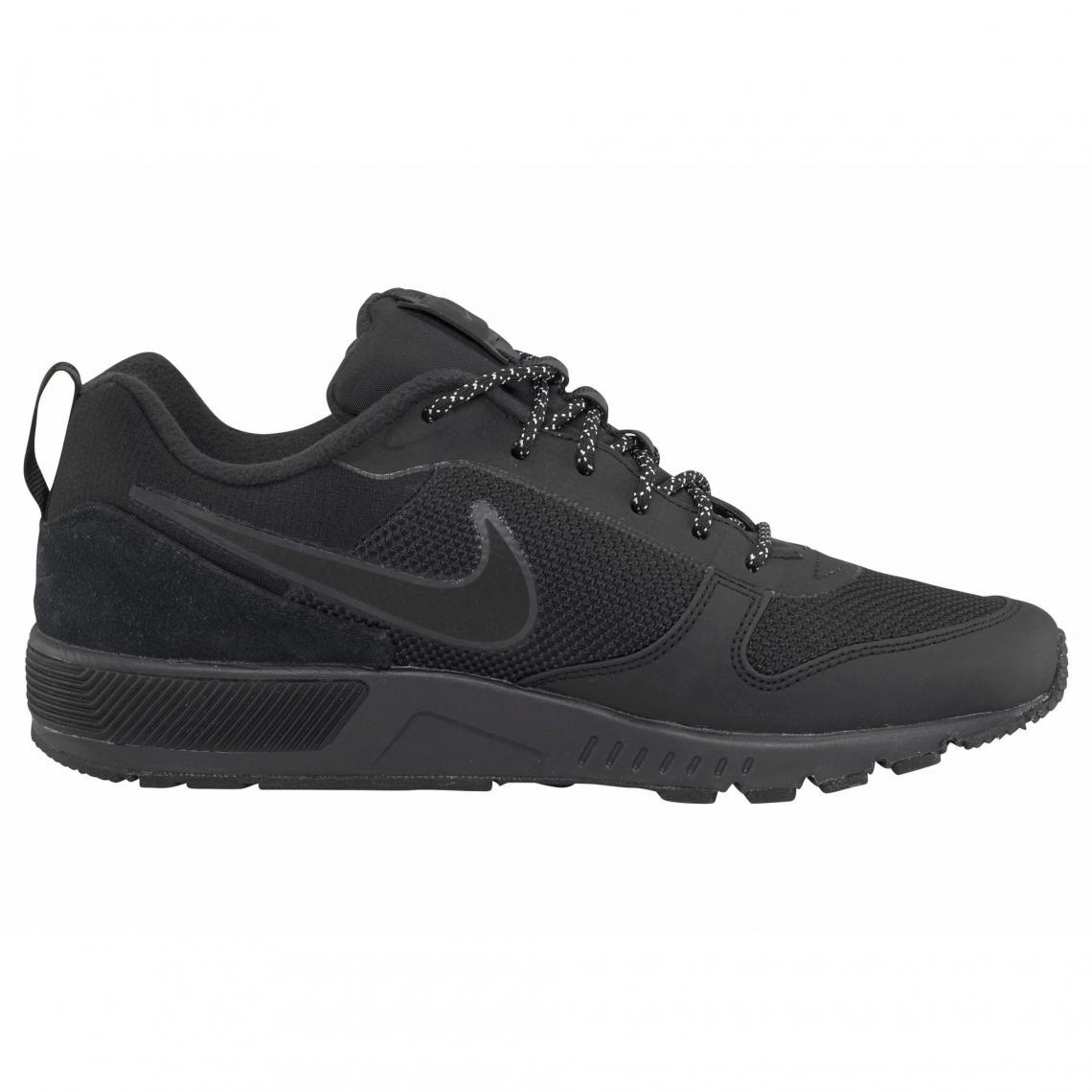 Noir et Nightgazer textile Noir cuir Nike homme Trail Sneakers zv58qn