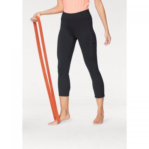 Nike - Legging de sport 3 4 femme Power Hyper Crop Nike - Noir - b7b9c4aa6e5