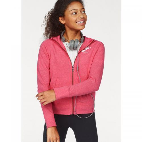 best website 7b4b3 13815 Nike - Sweat-shirt zippé à capuche fille G NSW Vintage Hoodie Fullzip Nike -