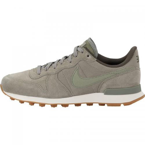 Nike - Nike Internationalist SE chaussures de running femme - Kaki - Nike