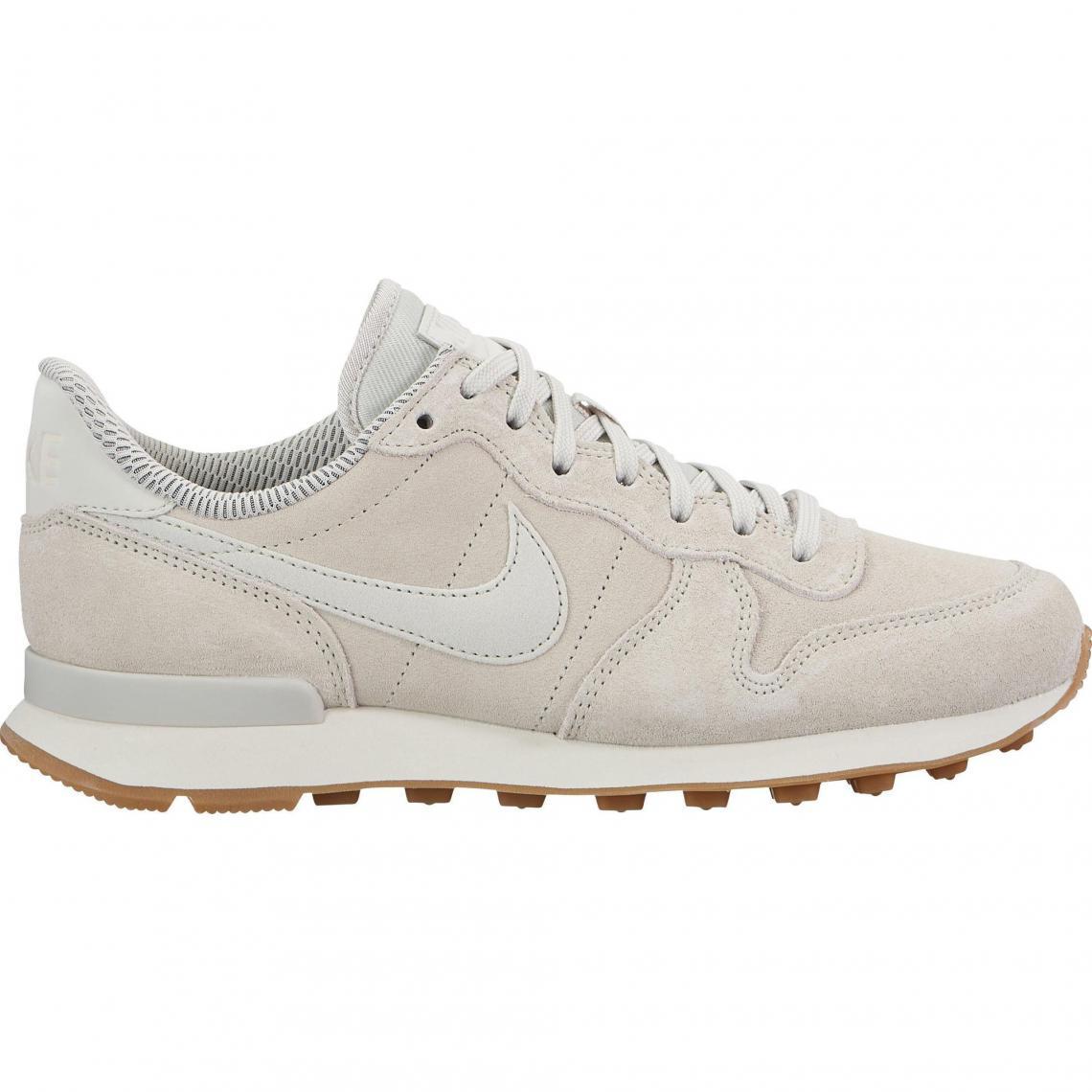 best service d49e1 d4534 Nike Internationalist SE chaussures de running femme - Bleu Nike Femme