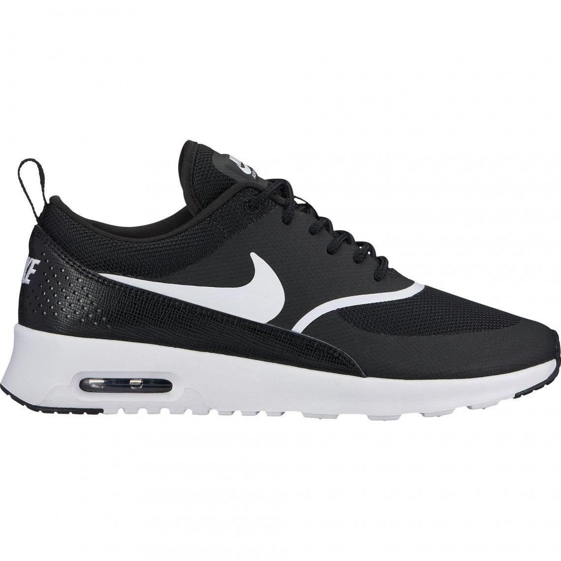 detailed look 17d74 28ec2 Nike Air Max Thea chaussures de running homme - Noir Nike Homme