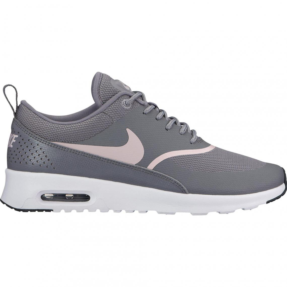 finest selection 4f9f1 2f241 Nike Air Max Thea chaussures de running homme - Gris - Rose Nike Homme