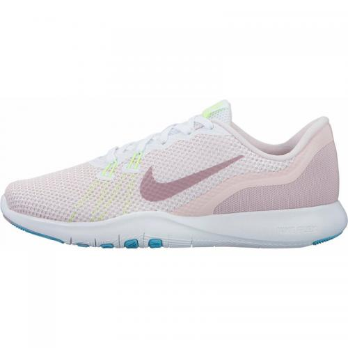 detailed look 905e2 86ba2 Nike - Chaussures de running Flex Trainer 7 Nike pour femme - Rose Clair -  Nike