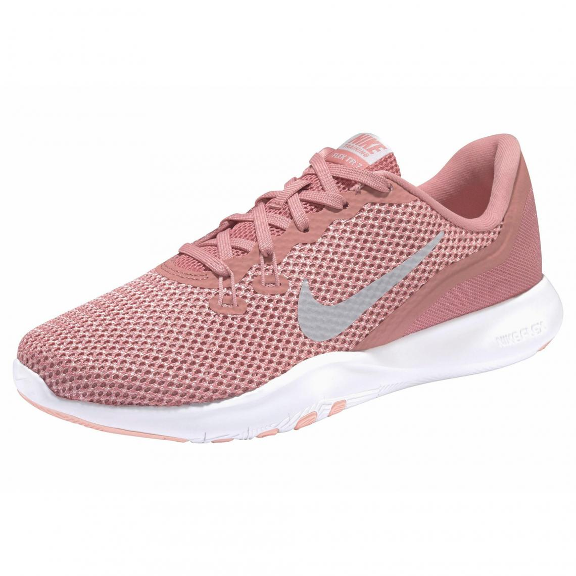 Nike Pour De Sombre Running Flex Trainer 7 Femme Rose Chaussures vnwOymN08