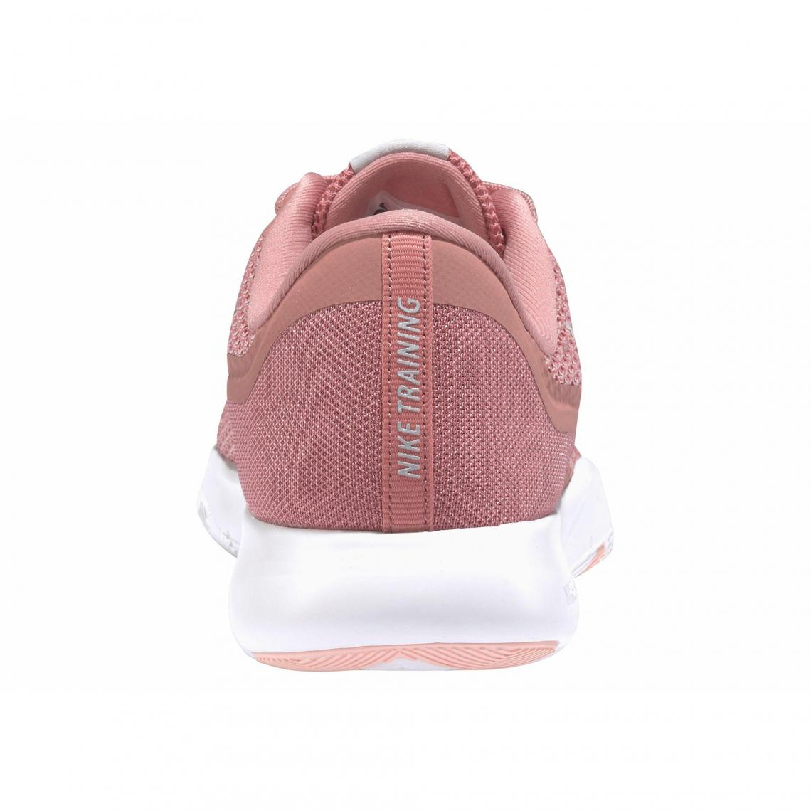 7f16995a2fc4 Chaussures de running Flex Trainer 7 Nike pour femme - Rose Sombre Nike