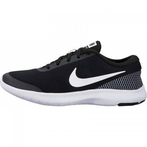 low priced f2eda 317b8 Nike - Baskets femme Wmns Flex Experience Run 7 Nike - Noir - Blanc -  Chaussures