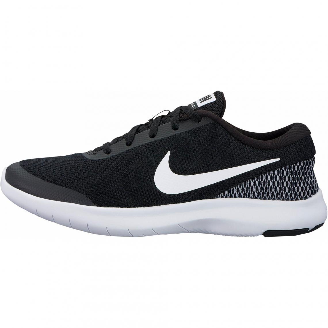 info for fd1e7 9fc1c Baskets femme Wmns Flex Experience Run 7 Nike - Noir - Blanc Nike Femme