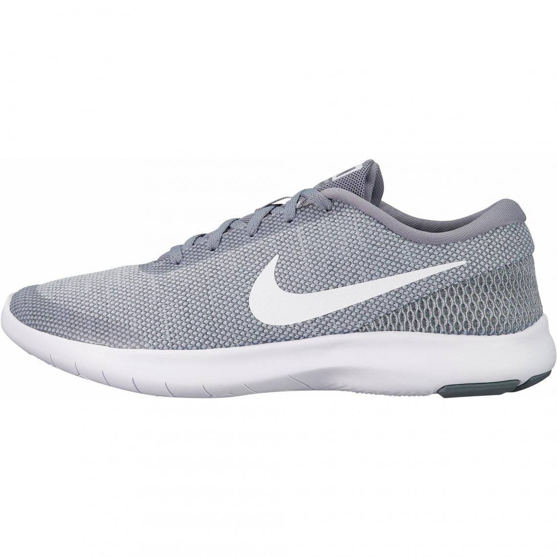 1122b1153274 Baskets femme Wmns Flex Experience Run 7 Nike - Gris - Blanc Nike Femme