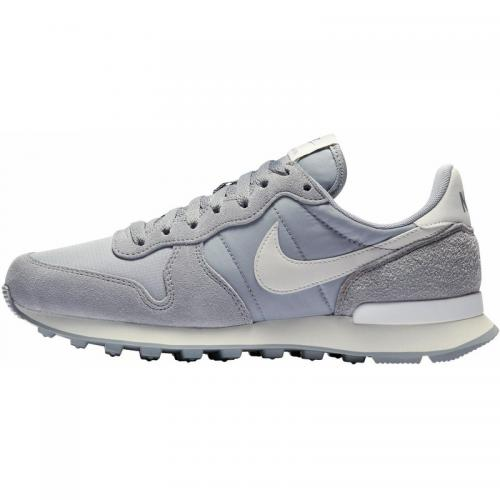 Nike - Sneaker femme NIKE Internationalist - gris chiné - Chaussures femme