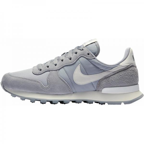 57c3cef79ae Sneaker femme NIKE Internationalist - gris chiné Nike Femme