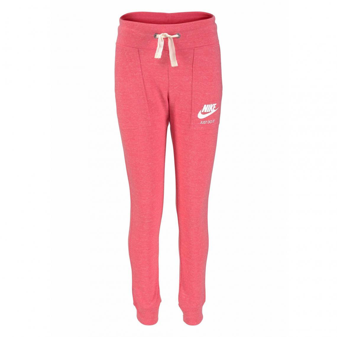 Nike Jogging Pantalon Gym Vintage Sportswear Junior Fille De jRLqc453A