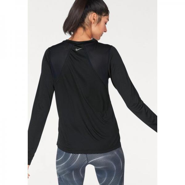 T shirt manches longues Dri Fit femme Nike | 3 SUISSES