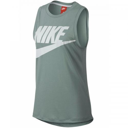 f96a4fe308e1a Nike - Débardeur femme Nsw Essentail Tank Muscle Hyber Nike - Menthe - Nike