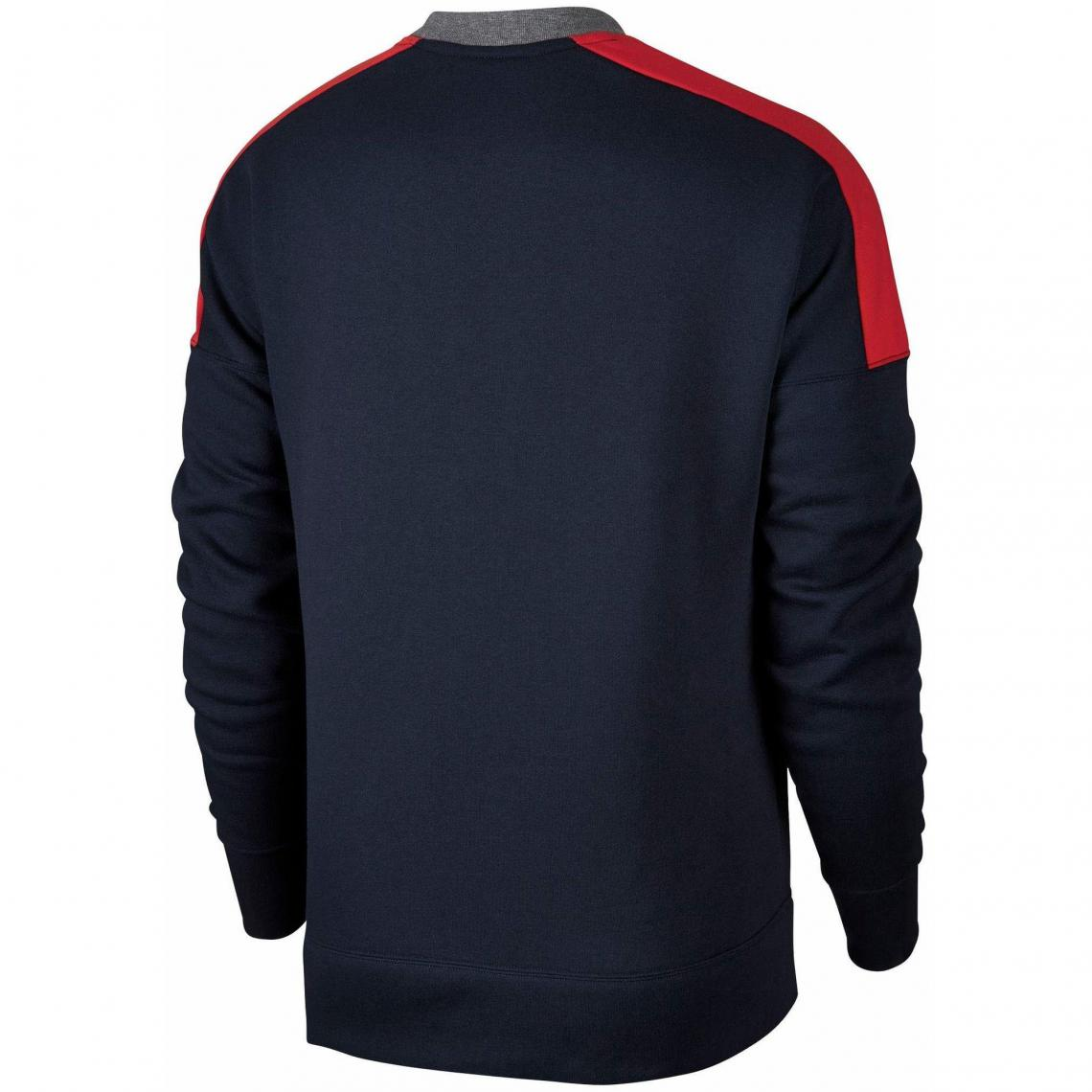 buy online 0fc39 c3ac9 Sweats sport homme Nike Cliquez l image pour l agrandir. Sweat col rond ...