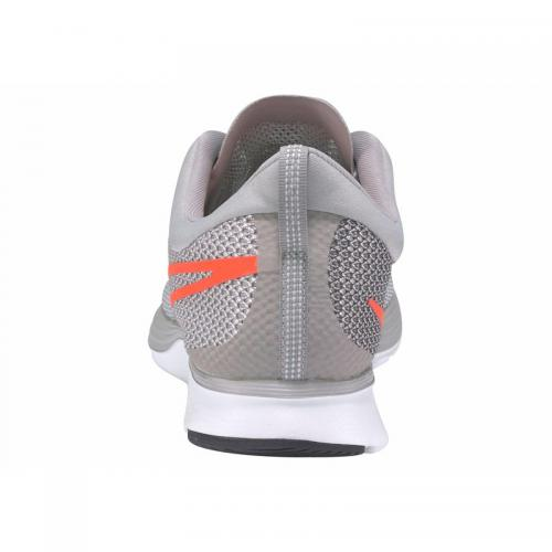 Chaussures running NIKE Zoom Strike pour homme - Gris - Blanc Nike