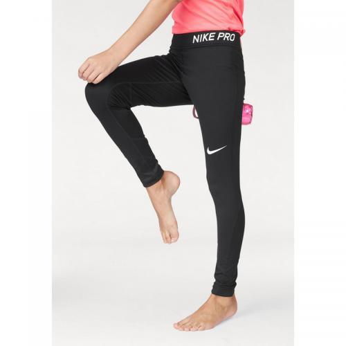 bd15cd3d262 Nike - Collant de training femme Nike Pro - Noir - Vêtements sport fille