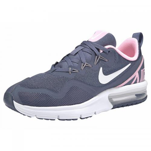 more photos 15243 aa8e5 Nike - Chaussures de running femme Nike Air Max Fury - Gris - Baskets homme