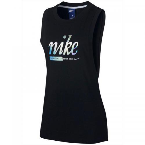 Nike - Débardeur femme Nike - Noir - T-shirts sport femme 36677859ffb