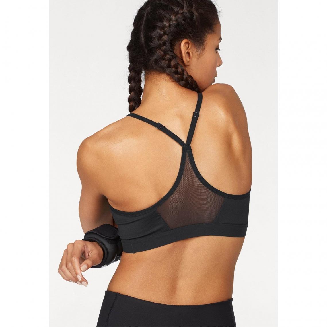 Soutien-gorge de sport femme Indy Bra Nike - Noir  5fb1ca073d5