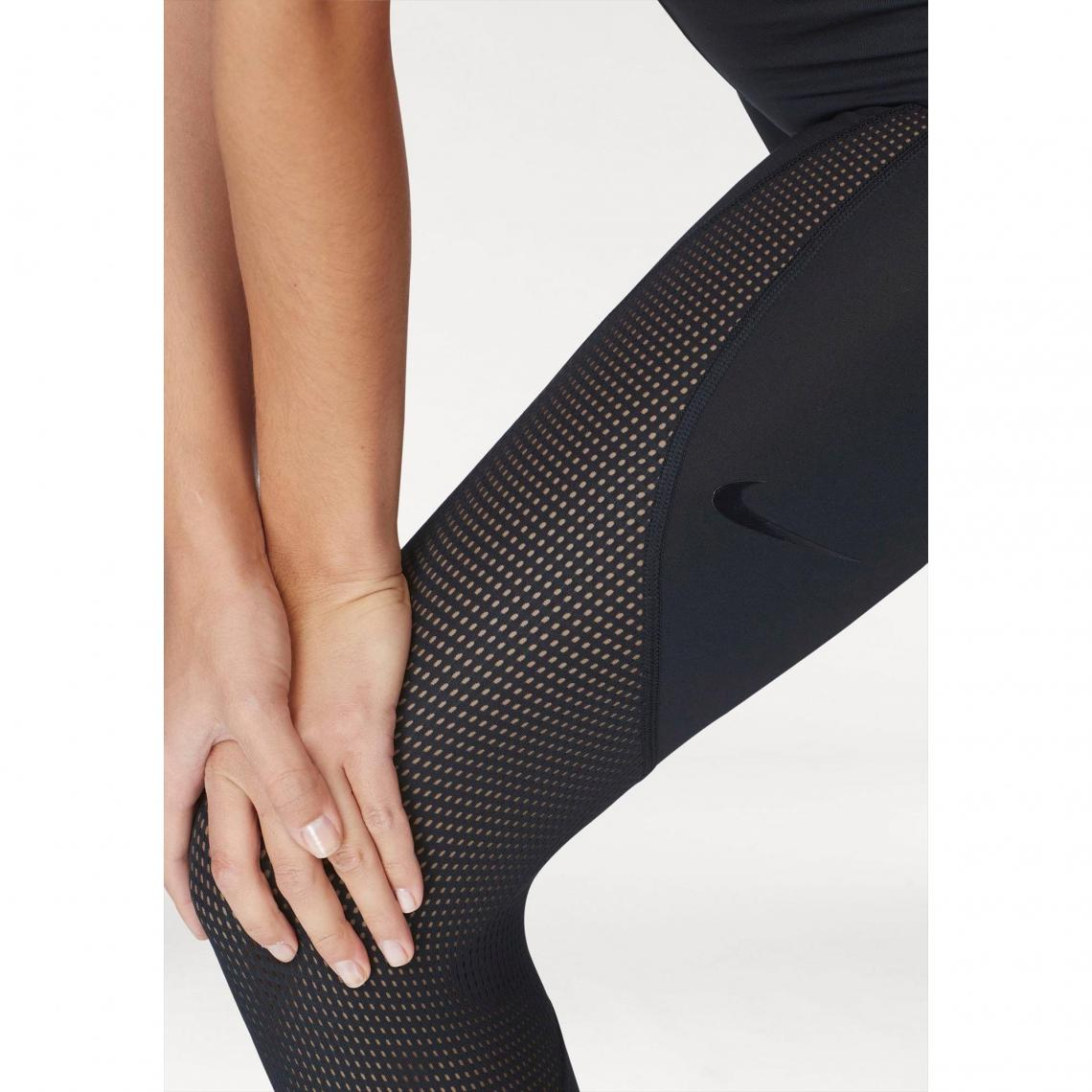Legging de sport femme Nike - Noir Nike ca78e2b6559