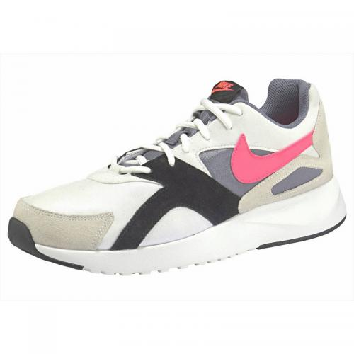 Nike - Chaussures de running femme Pantheos Nike Sportswear - blanc / corail - Les chaussures