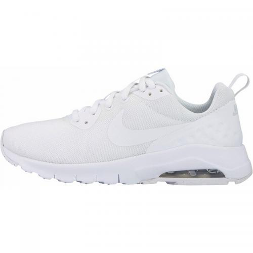 Nike - Chaussures de running junior Nike Air Max Motion Low - Blanc - Promos chaussures, accessoires enfant