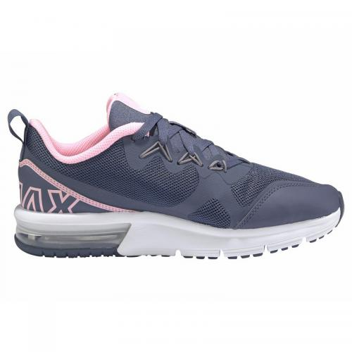 Chaussures de running femme Nike Air Max Fury - Gris Chaussures fille