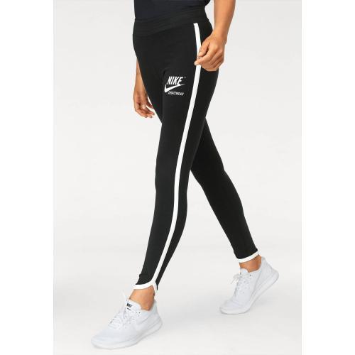 2b645d395ae Nike - Leggings dames Nike Sportswear noir xs - Pantalons de sport femme