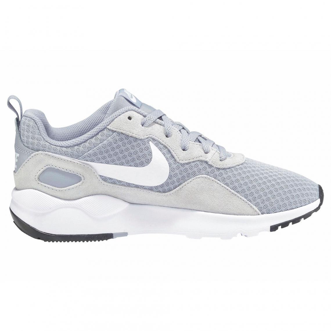 f29cb5352cfa13 Chaussures de running LD Runner W Nike femme - Gris - Blanc   3 SUISSES