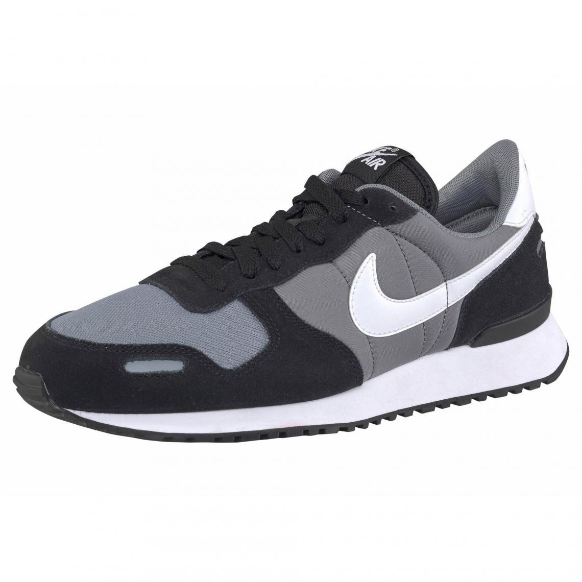 53af12ec045 Nike Air Vortex chaussures de running homme - Noir - Gris Nike Homme