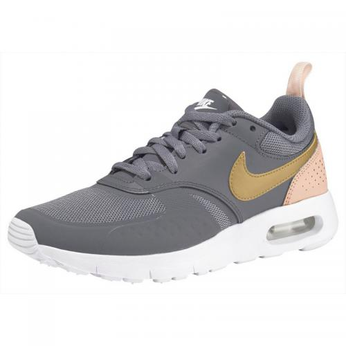 Nike - Baskettes fille Air Max Vision de Nike - Gris / or - Nike