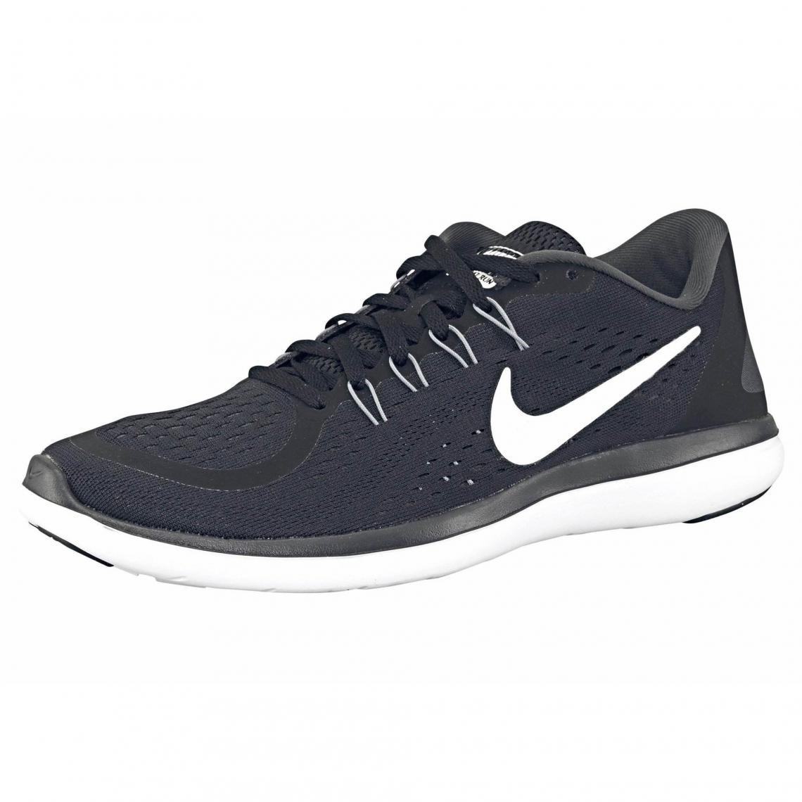 Nike Flex Run 2017 chaussures running homme Noir | 3 SUISSES