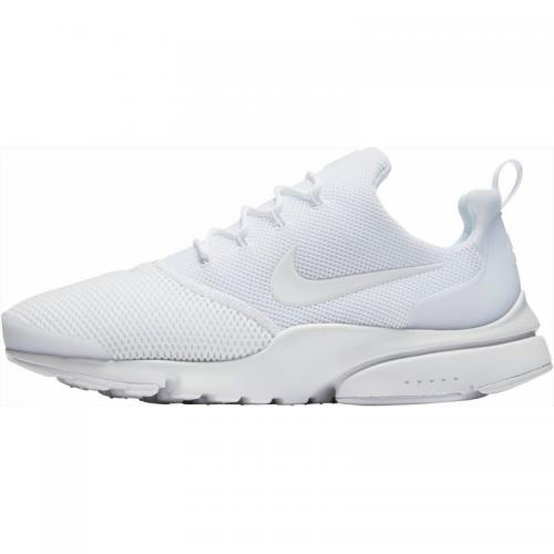 Nike - Chaussures de running homme Nike Sportswear Presto Fly - Blanc - Blanc - Chaussures homme Nike