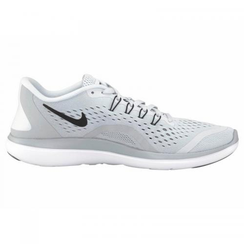 Nike - Nike Flex Run 2017 chaussures running homme - Gris - Chaussures homme Nike