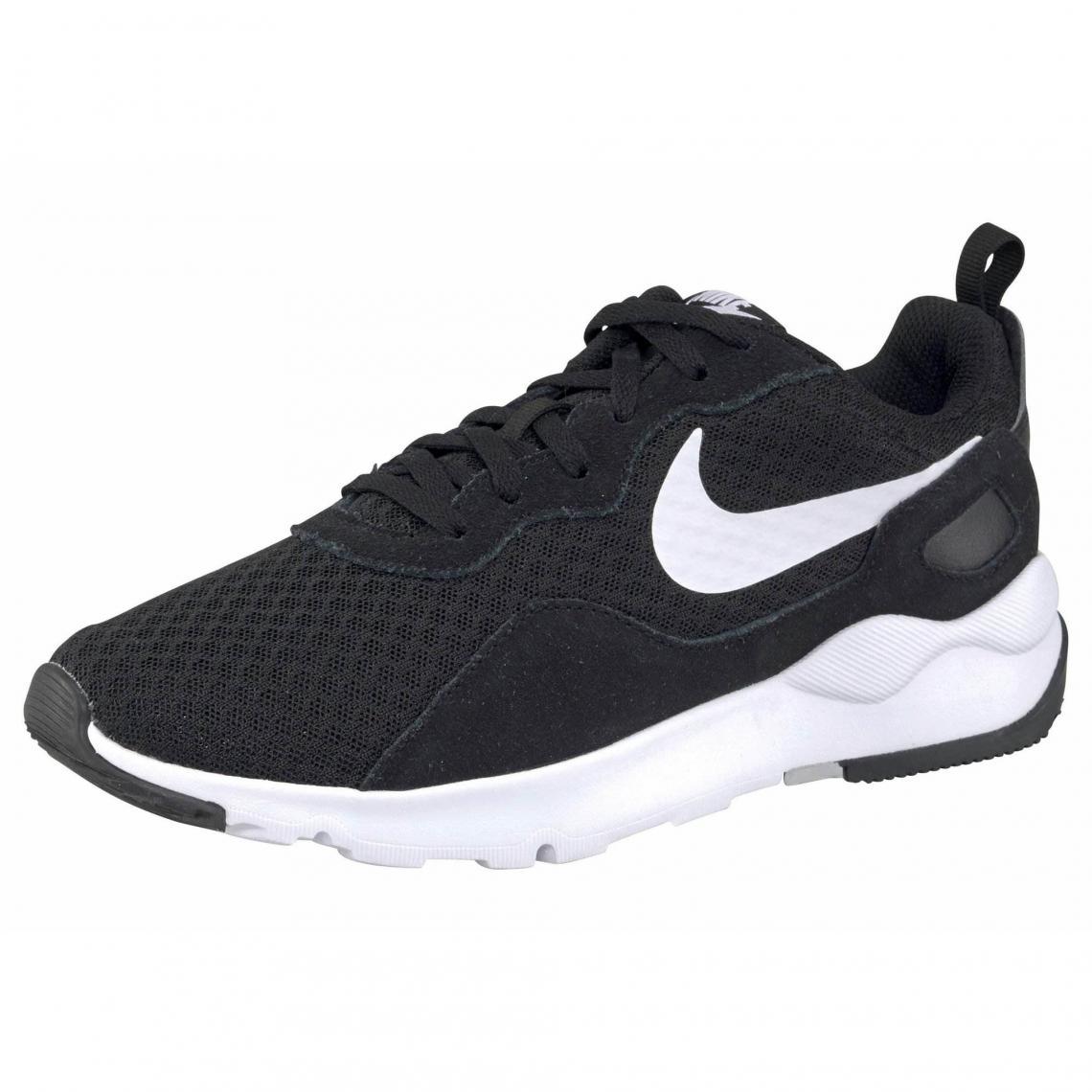 watch 2c209 01a5d Toutes les chaussures Nike Cliquez l image pour l agrandir. Chaussures de running  LD Runner W Nike femme - Noir - Blanc Nike