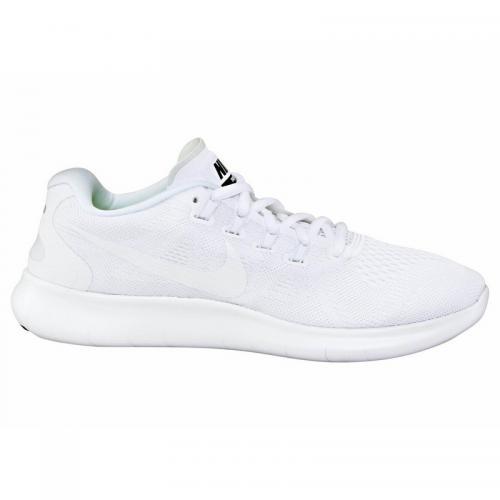 online store 85c0b 76ae5 Nike - Nike Free Run 2 chaussures de sport femme - Blanc - Baskets femme  Nike
