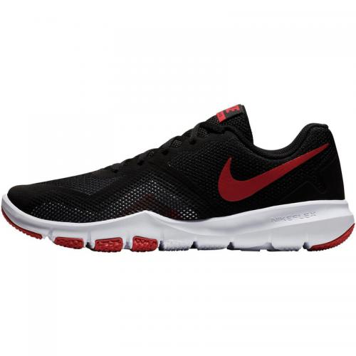 Nike - Chaussures training homme Nike Flex Control 2 - Noir - Rouge - Chaussures homme
