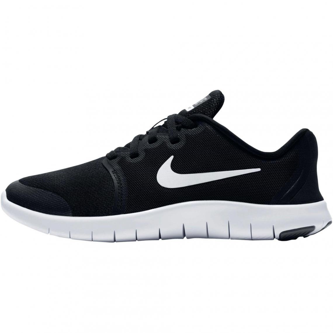 Fille Noir Blanc Flex Nike 2 Baskettes Contact 3suisses OnwqUdqAx