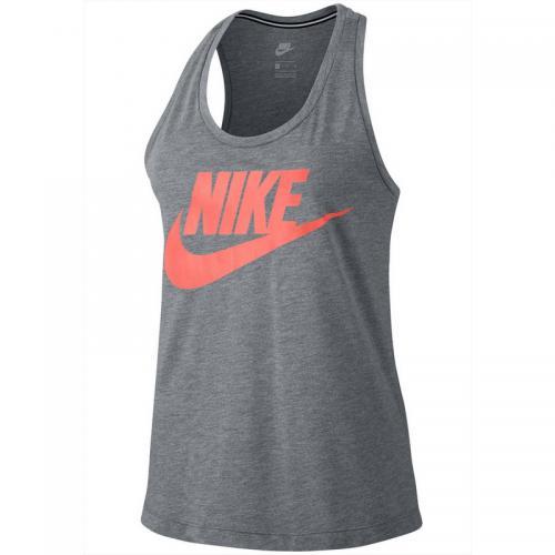 competitive price 5bb4b a83ad Nike - Débardeur de sport femme Nike - Gris - T-shirt sport