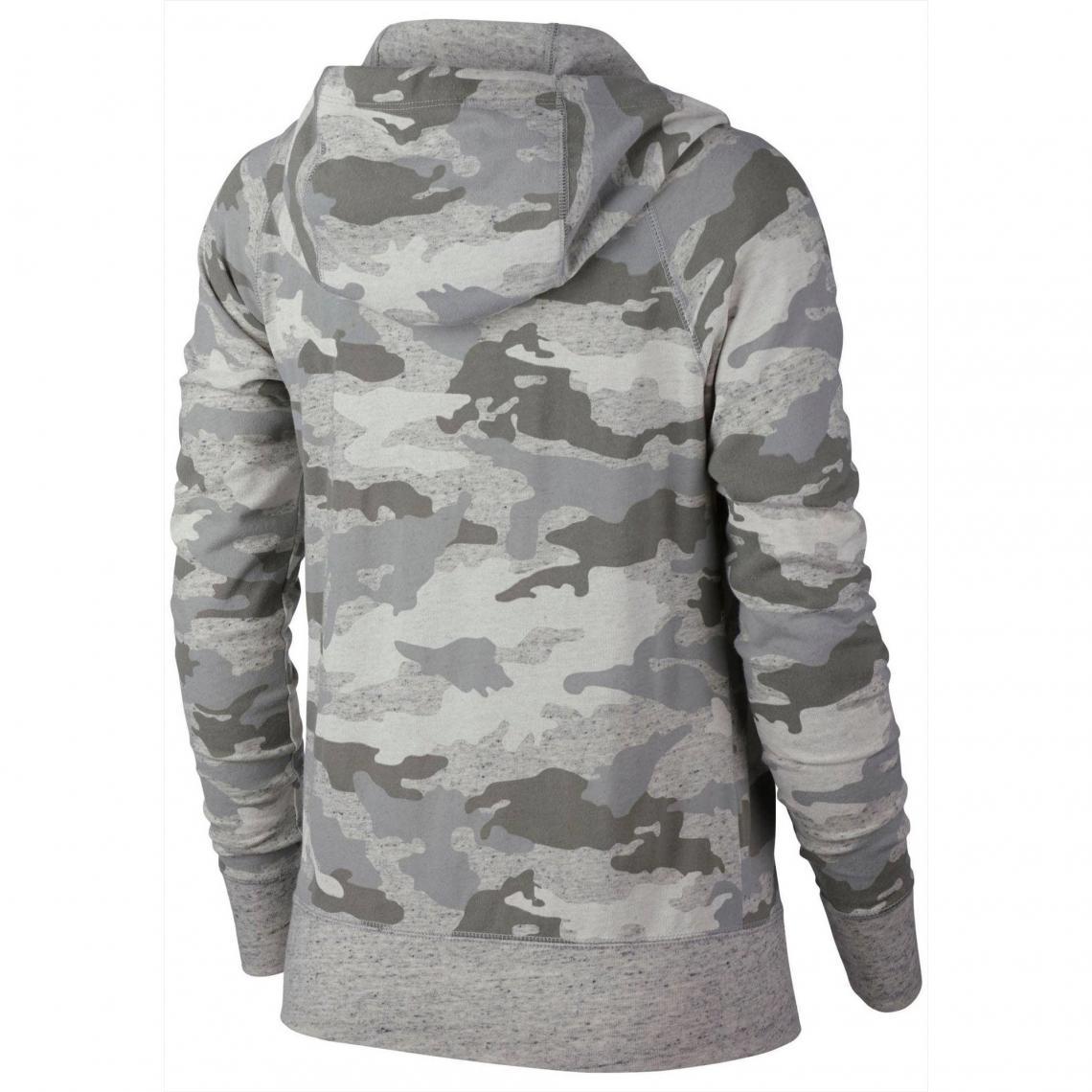 À Sweat Nike Zippé Femme Camouflage3suisses Capuche MVGpqzSU